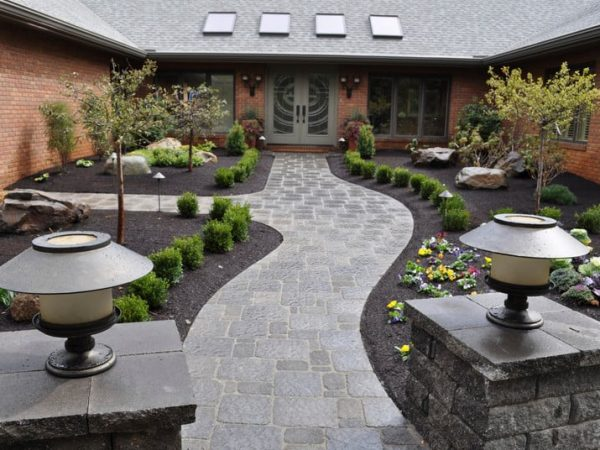 Landscaping Amherst Ny